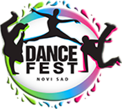 Dance Fest Novi Sad Logo